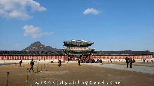 cerita perjalanan ke korea