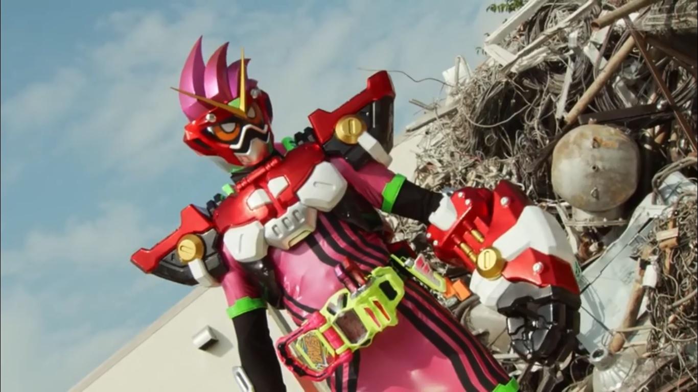 Kamen Rider Ex-Aid Subtitle Indonesia Episode 05