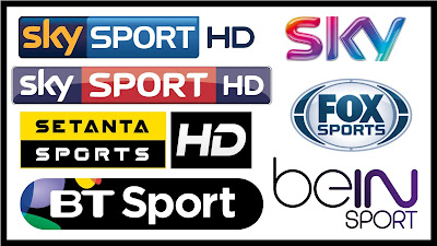WORLD SPORT TV CHANNELS ARENA / SPORT KLUB / FOX / BEIN / SKY / CANAL 24.01.2017
