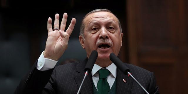 Erdogan Telepon Paus Francis, Desak Bantu Akhiri Agresi Militer Israel