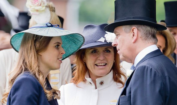Is Prince Andrew and Sarah Ferguson  back together?-olowublog