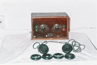 Radio-Galena de los años 20