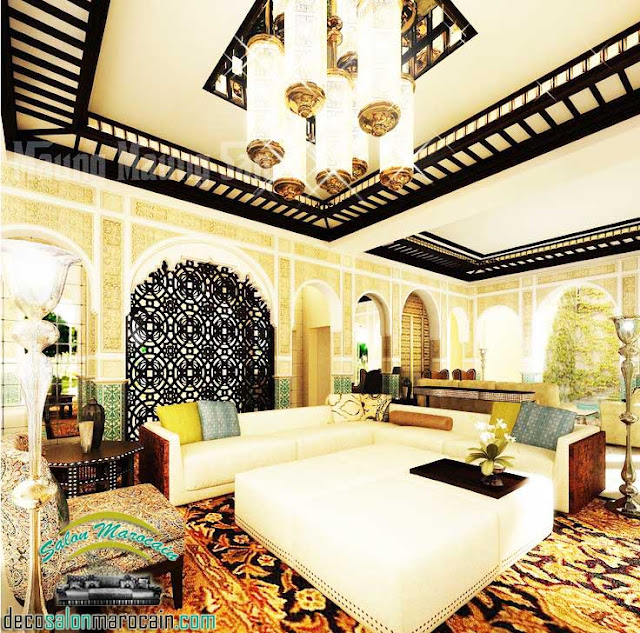 boutique salon marocain 2016 2017. Black Bedroom Furniture Sets. Home Design Ideas