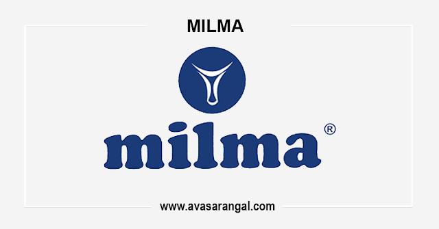MILMA Technician (Boiler Operator) Vacancies.