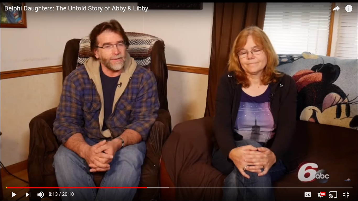 Evil Unsolved: Personae Reference - Double Homicide - Libby & Abby