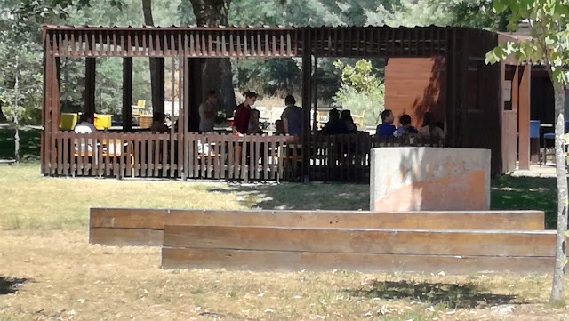 Alameda Park - Bar no parque das Caldas