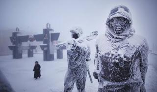 Pole of Cold - Oymyakon, The Coldest Inhabited Place on Earth_? ఓయంయాకోన్- సాధారణ సమయాల్లోనే అక్కడ -30 డిగ్రీల ఉష్ణోగ్రత ఉంటుంది. ఇక చలి కాలం వస్తే అది కాస్తా -71 డిగ్రీలు. ఆ గ్రామ వింతలు విశేషాలు...