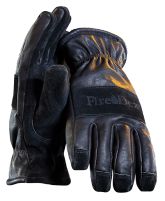 Dex-Pro 3D Leather Gloves