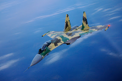 Sukhoi Wallpaper (High Resolution Photos)