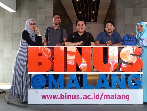 The Grand Launching of BINUS Malang