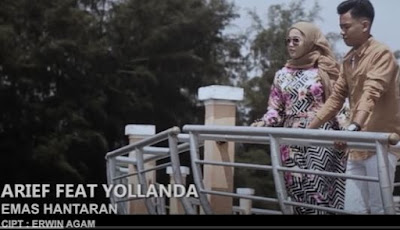 Lirik Lagu Pof  Yollanda & Arief - Emas Hantaran
