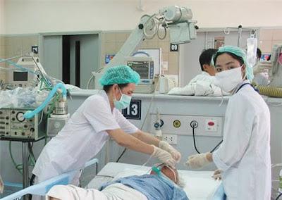 Sốc phản vệ là một trong những tai biến nguy hiểm nhất trong y khoa