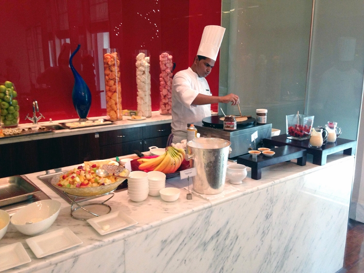 Euriental | brunch at Traiteur, Park Hyatt Dubai