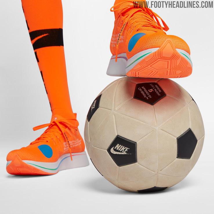92586a4249 90+ Pics  Nike x Off-White  Football