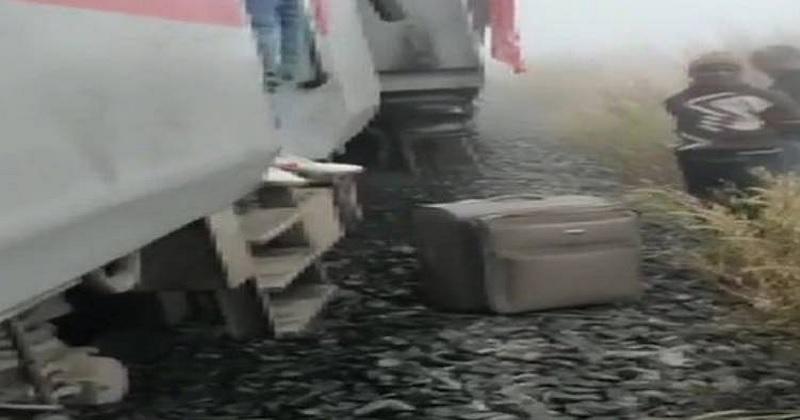 Mumbai-Bhubaneswar Lokmanya Tilak Express derails; Injury to many,www.thekeralatimes.com