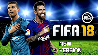 FIFA 14 MOD FIFA 18 Android Offline 1.5 GB with Commentary