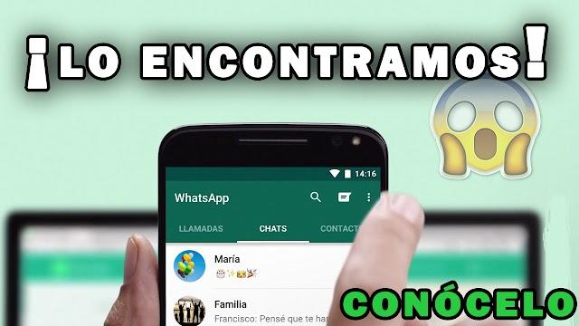 La función oculta de WhatsApp que debes conocer ¡Es increíble!