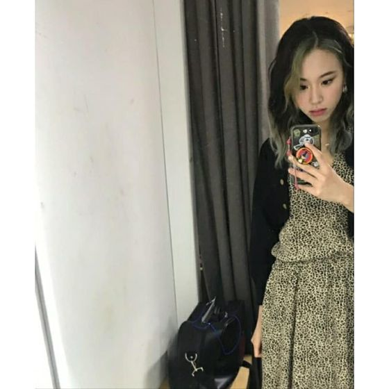 Jennie 'e-girl' saç stilini geri getirdi
