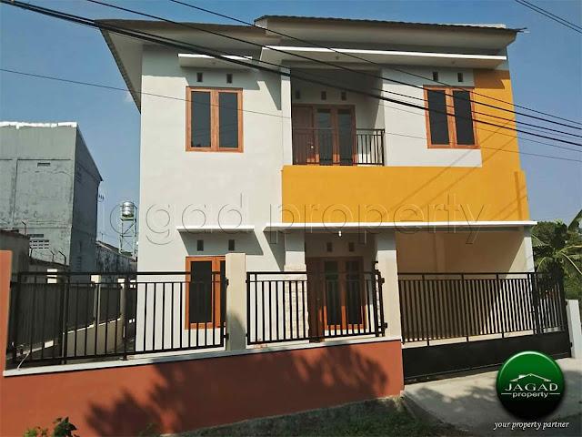 Rumah dekat STPN jalan Godean Km 4