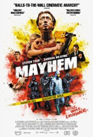 Watch Mayhem Online Free 2017 Putlocker