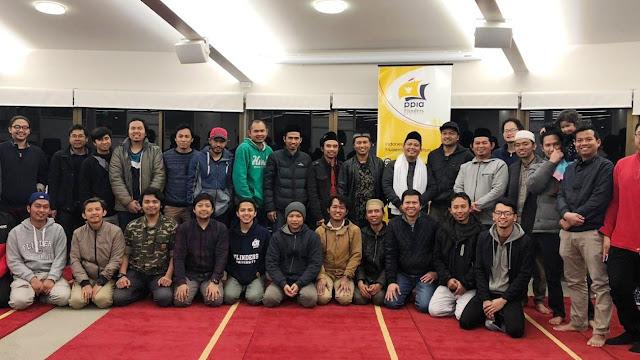Gema Islam Nusantara di Universitas Flinders Kota Adelaide Australia