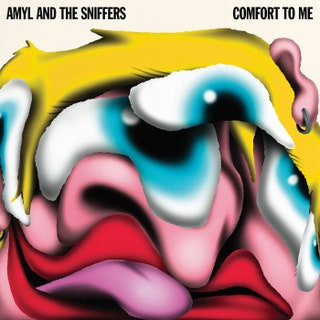 Amyl and the Sniffers - Comfort to Me Music Album Reviews