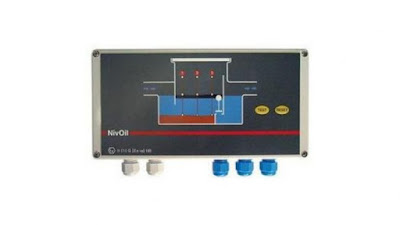 Alarm System for Oil-Water Separators NivOil® / 230 V AC