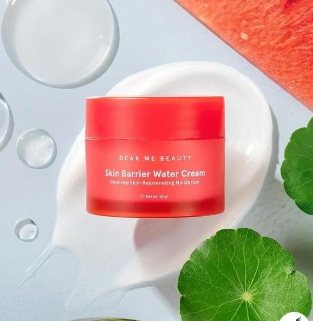 Kisaran Harga Dear Me Beauty Skin Barrier Water Cream