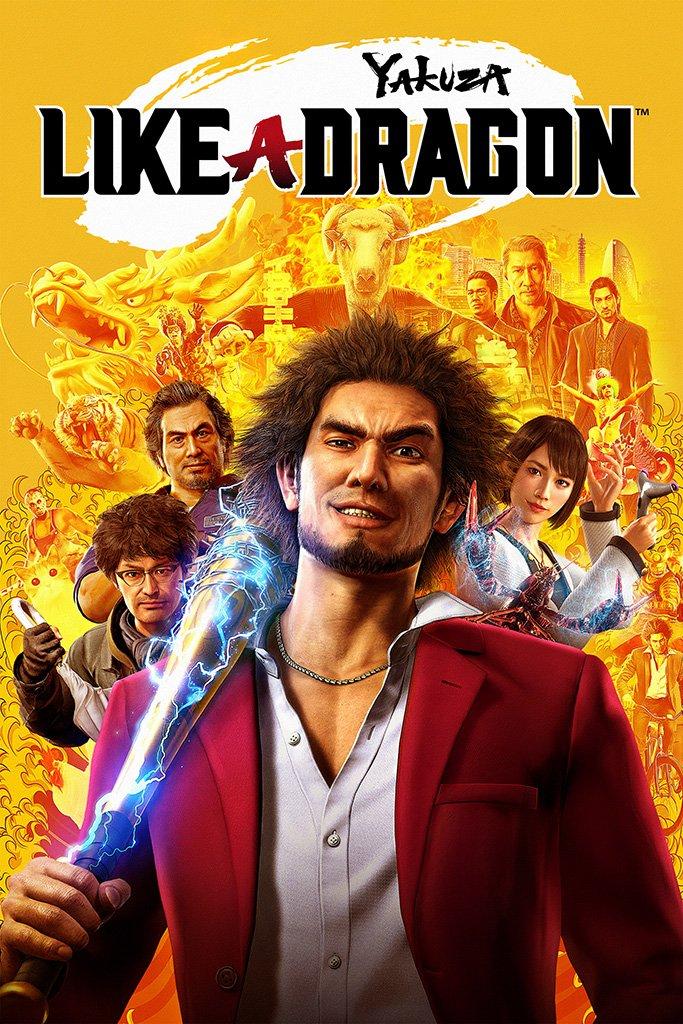 Baixar: Yakuza: Like a Dragon Torrent (PC)