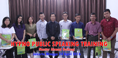 hypno public speaking master ahmad baihaqi jakarta kursus pelatihan www.hypnopublicspeaking.com