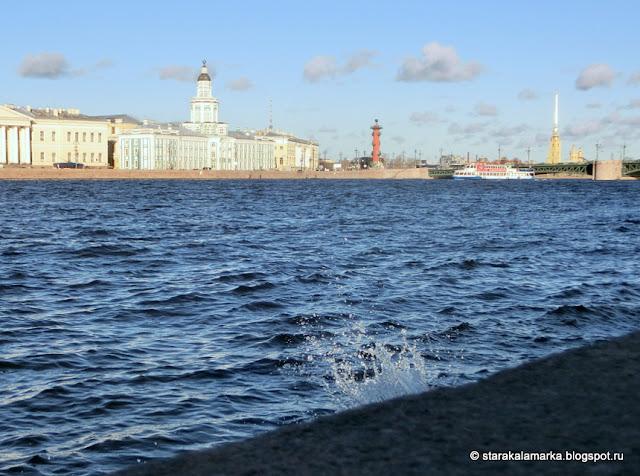 Санкт-Петербург, Нева, акватория Невы
