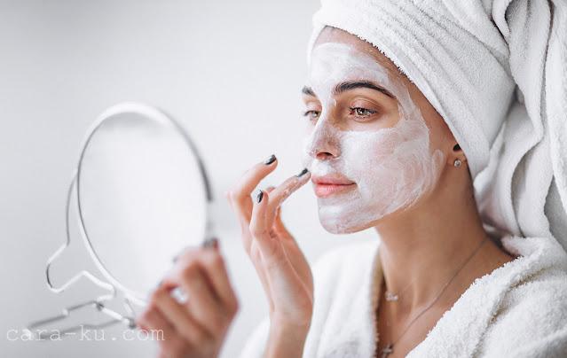 Efek Memakai Masker Memutihkan Wajah Setiap Hari