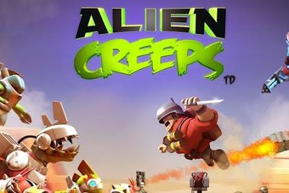 Download Alien Creeps TD Apk v2.5.4 + Mod Android [update]