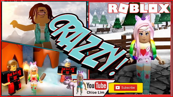 Roblox Frosty Mountain Gameplay! We are going Ice Mountain Climbing!