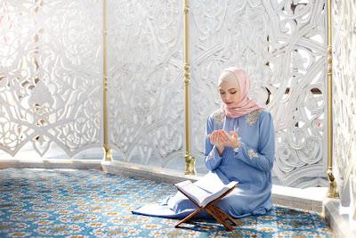 Gaya Busana Hijab untuk Pengajian