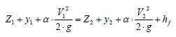 Ecuación es aplicable a flujos paralelos o gradualmente variados Para un canal de pendiente pequeña