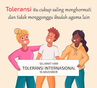 quotes hari toleransi internasional