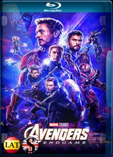 Vengadores: Endgame (2019) REMUX 1080P LATINO/INGLES