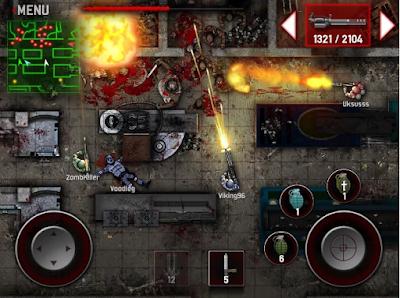 SAS Zombie Assault 4 APK-SAS: Zombie Assault 4 Mod Apk