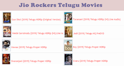 jio-rockers-telugu-movies-2020