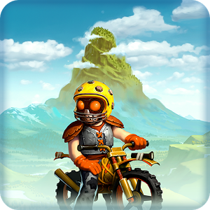 Trials Frontier v3.4.0 MOD APK+DATA