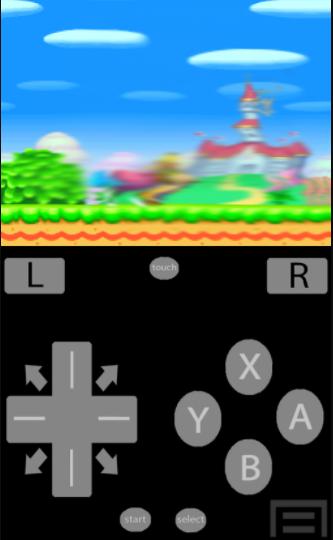 محاكي Nintendo DS (NDS) - تطبيق FrieNDS: