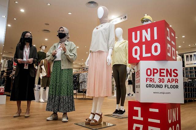 Hadir di Kota Solo, UNIQLO Siap Angkat Sentuhan Lokal