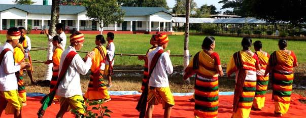 Tribal Dances & Festivals
