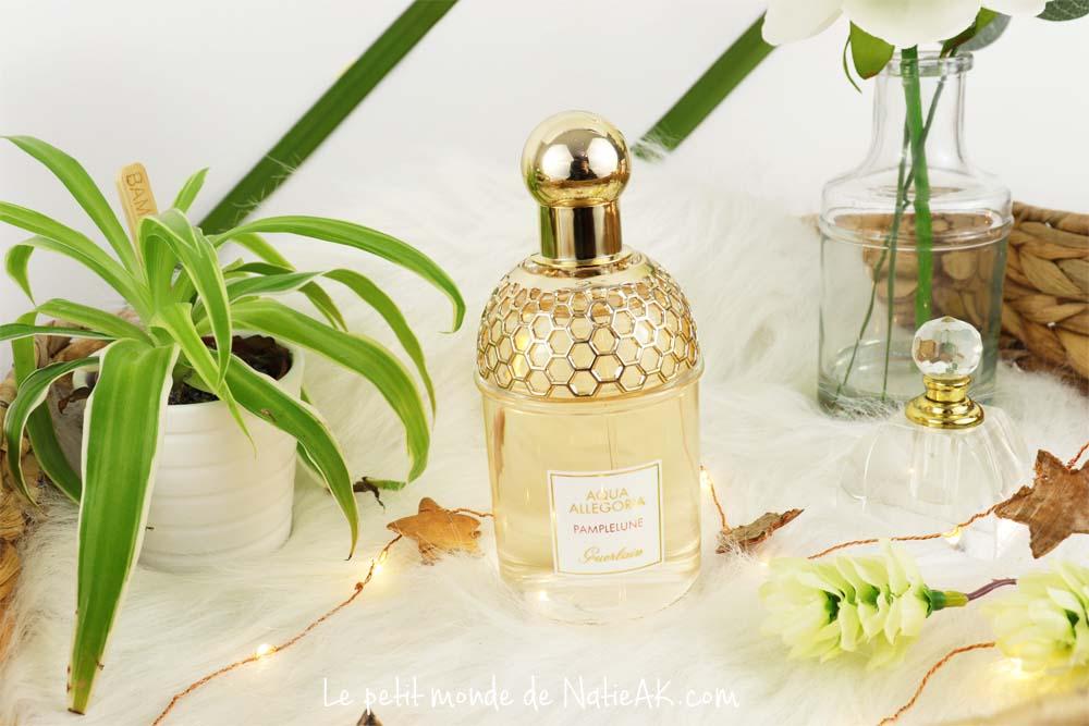 parfum frais femme Guerlain