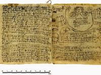 Peneliti Tafsirkan Sebuah Naskah Mesir Kuno