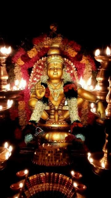 Lord Ayyappa HD image