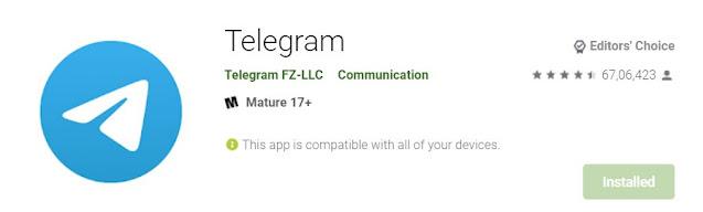 Telegram: Best WhatsApp Alternatives