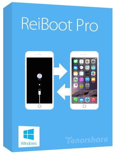 Tenorshare ReiBoot Pro 8.1.0.7 com Crack