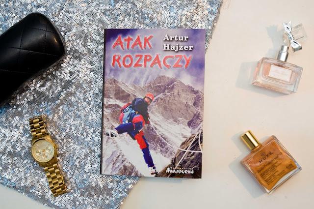 Artur Hajzer Atak rozpaczy książka